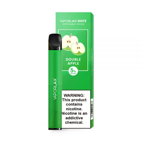 Vaporlax | Disposable Nicotine Vape | 800 Puffs | 10 Flavours available
